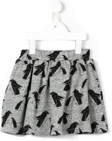 Finger In The Nose 'Annix' penguin print skirt