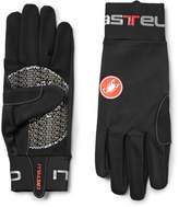 Castelli Lightness Thermoflex® Stretch-jersey Gloves - Black