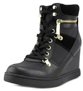 Aldo Tiphina Women Leather Black Fashion Sneakers.