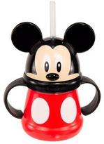 Sassy Mickey Mouse 10oz Straw Cup