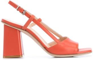 Paul Warmer 90mm Slingback Open Toe Sandals