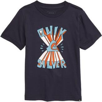 Quiksilver Dizzy Up Graphic T-Shirt