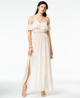Speechless Juniors' Cold-Shoulder Gown, A Macy's Exclusive Style