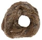 Jocelyn Fur Infinity Scarf w/ Tags