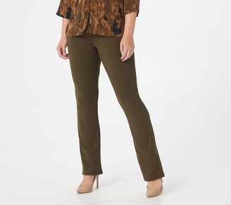 Linea by Louis Dell'Olio Pull-On Boot-Cut Knit Pants