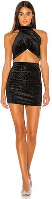 superdown Shawna Mini Skirt Set