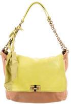 Lanvin Bicolor Happy Bag