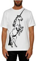 Balenciaga Unicorn Print T-shirt