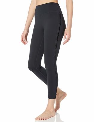 Core Products Core 10 Women's Standard Studiotech Icon Series High Waist 'Ruffle'Yoga Legging