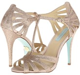 Betsey Johnson Blue by Tee High Heels