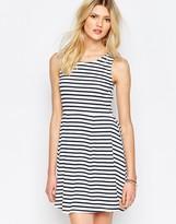 Vero Moda Striped Skater Dress