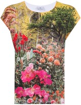 Paul Smith floral-print T-shirt