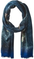 Etro 70 X 170 cm Paisley Scarf Scarves