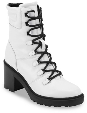 Marc Fisher Laboni Combat Boot
