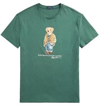 Polo Ralph Lauren Classic-Fit Polo Bear T-Shirt