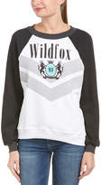 Wildfox Couture Beverly Hills Academy Sweatshirt