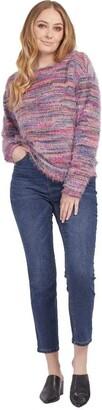 Tribal Women's L/S Drop Shoulder TOP-HOT Pink XL