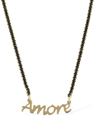 Amore Embellished Necklace