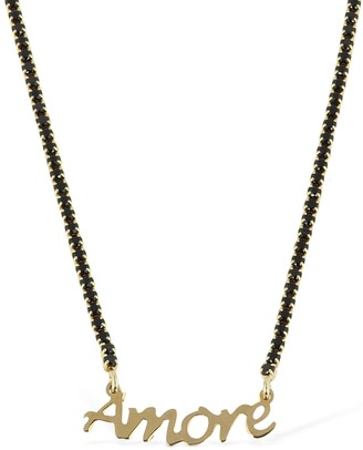 Mia'S Amore Embellished Necklace