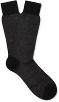 Pantherella - Hatchard Cotton-blend Socks