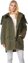 Vince Military Parka