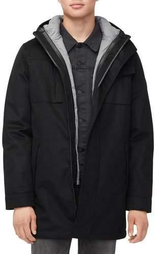 UGG Men's Copeland System Parka Coat with Removable Jacket