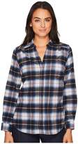 Royal Robbins Merinolux Plaid Flannel Women's Clothing