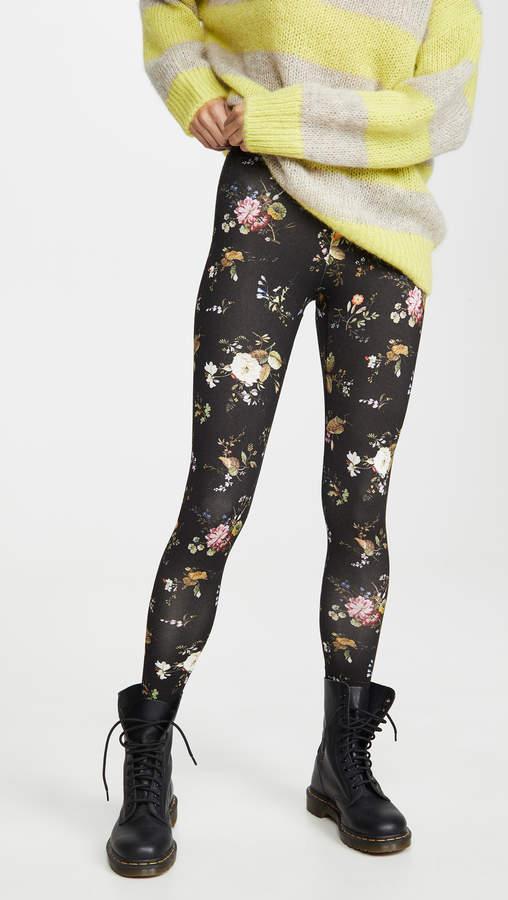 R 13 Floral Leggings