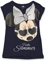 Name It Baby Girls' Nitminnie Rai Ss Top Mz Wdi T-Shirt