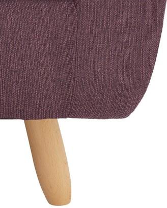 Claudia Fabric 3 Seater Left Hand Corner Chaise Sofa