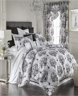 Colcha Linens Chandelier Duvet Cover Set -California King Bedding
