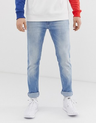 Tommy Jeans slim fit scanton jeans in light wash