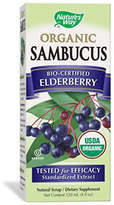 Nature's Way Organic Sambucus Elderberry Syrup by 4oz Syrup)