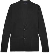 Lanvin - Wool And Silk-blend Cardigan