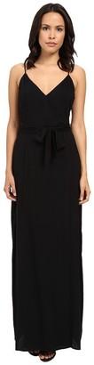 Paige Women's Regina Dress-Black Medium