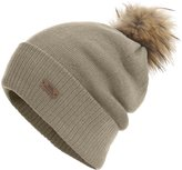 Trespass Womens/Ladies Kharis Knitted Winter Slouch Pom Pom Hat