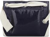 Craig Green Loop-detail leather double bag