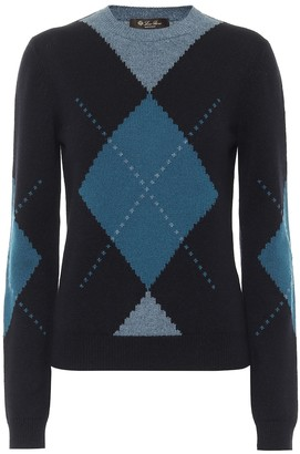 Loro Piana Rivington baby cashmere sweater
