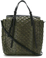 OSKLEN textured bag