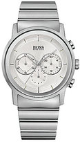HUGO BOSS BOSS Black Stainless Steel Chronograph Watch