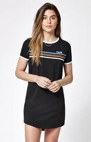 Vans Night Fever Ringer T-Shirt Dress