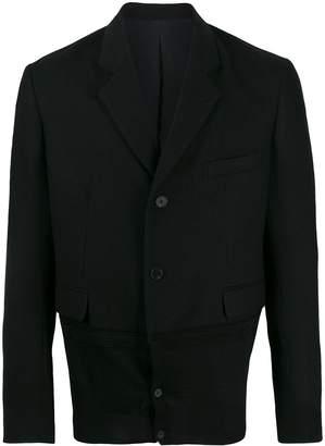 Haider Ackermann cardigan hem jacket