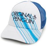 Original Penguin Men's Diagonal Stripes Trucker