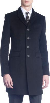 Burberry Chesterfield Top Coat