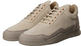 Filling Pieces Trainers Low Top Ghost Perfored 1012047 Grey