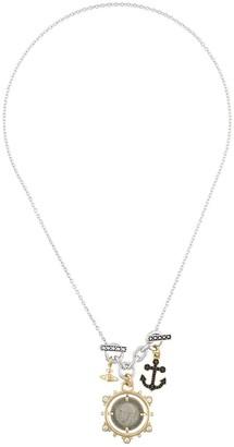 Vivienne Westwood Multi-Charm Necklace