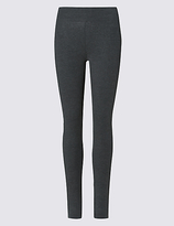 M&S Collection Cotton Rich Leggings