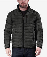 Hawke & Co Men's Colorblocked Packable Down Jacket