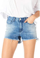 One Teaspoon High Waisted Bonita Denim Shorts