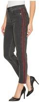 Hudson Custom Zoeey High-Rise Ankle Straight in Hone Women's Jeans